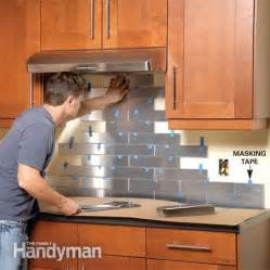 inexpensive kitchen backsplash ideas 30 unique and inexpensive diy kitchen backsplash ideas you