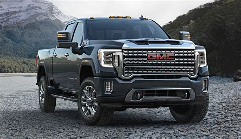 2020 Gmc Denali by 2020 Gmc At4 Hd Will Haul Many Things Into The