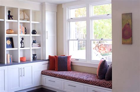 window seating window seat ideas for a comfy interior