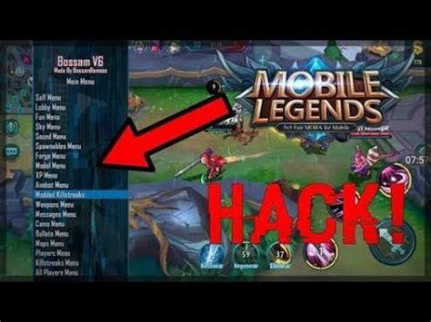 tutorial hack mobile legend tutorial cara hack mobile legends no clikbait mobile