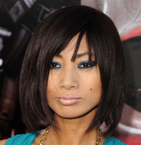 chinese bang bob chinese latest short bob hairstyles with layers and