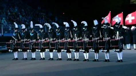 top secret drum corps edinburgh military tattoo 2009 youtube