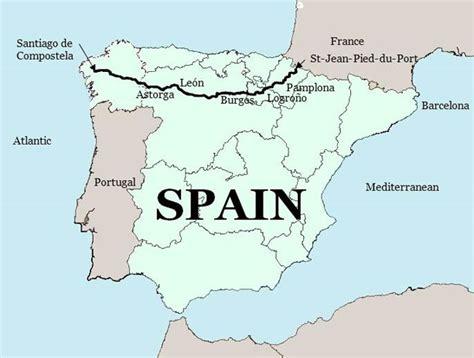camino de compostela routes on the camino de santiago travel the world