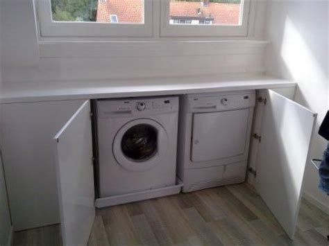 tafel wasmachine ikea opbergmeubel voor wasmachine met drukknop home