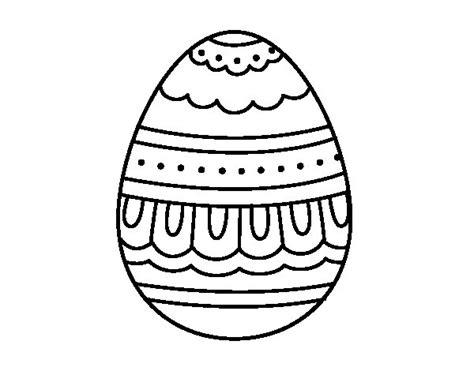 como imprimir imagenes blanco y negro dibujo de huevo de pascua blanco y negro para colorear