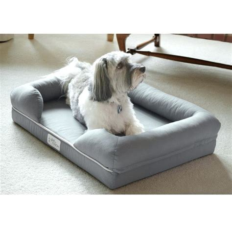large dog beds walmart memory foam dog bed restate co