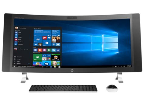 best hp all in one hp envy curved all in one desktop 34 a010 hp 174 official