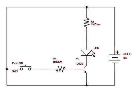 transistor berfungsi sebagai saklar transistor sebagai saklar tempat belajar elektronika dan mekanika