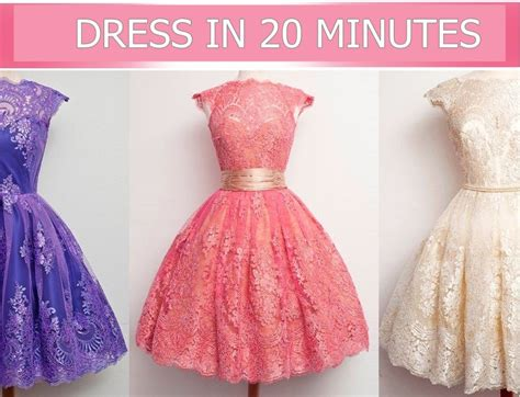 how to make a dress how to make a dress pattern how to make a dress in 20 minutes