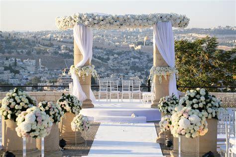 The Top Wedding Venues In Israel