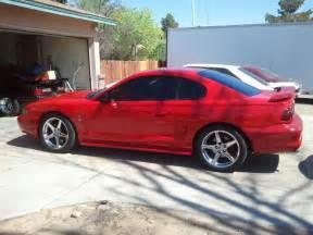 1998 Mustang Black For Sale 1997 Ford Mustang Cobra Truestreetcars Com