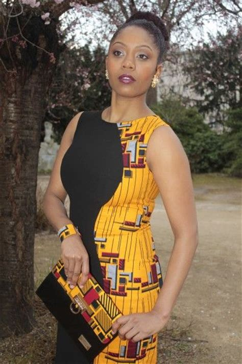 google pour robe africaine mode pagne 2017