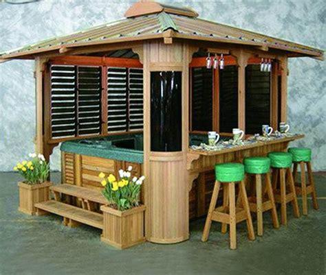 tubs gazebo ps wood arbor spa gazebo garden gazebo gazebo spa shelter wood arbor