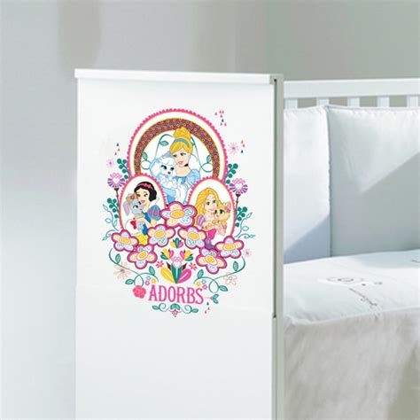princess wall sticker princess snow white cinderella wall stickers decals