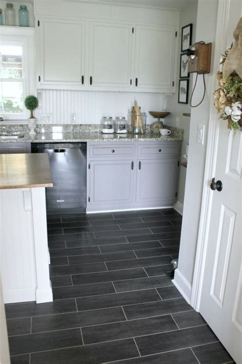 kitchen flooring ideas vinyl vinyl flooring in the kitchen hgtv pertaining to white