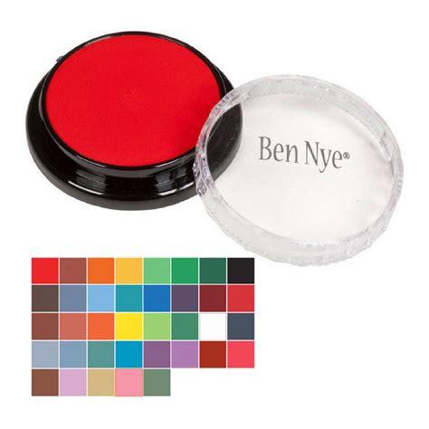 ben nye powder colors ben nye creme colors frends supply