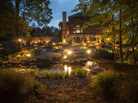 landscape lighting landscape lighting tips hgtv
