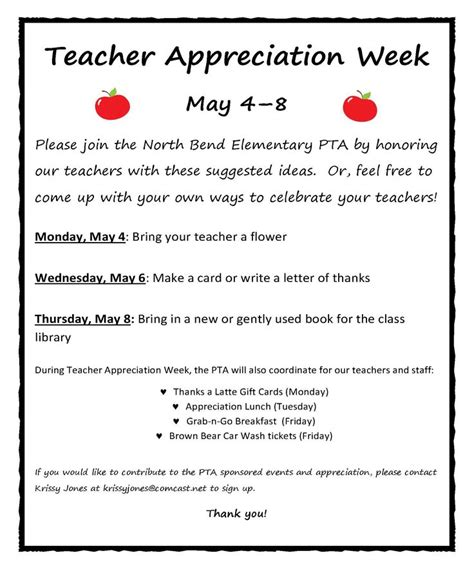 letter to teachers for appreciation week 31 best images about appreciation on