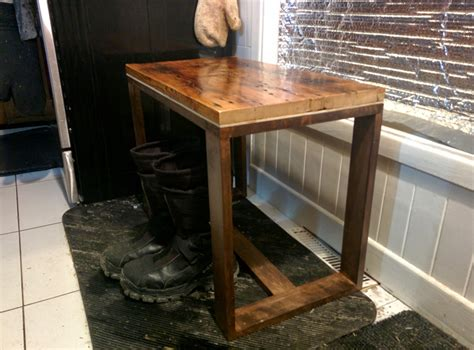 reclaimed wood entry bench reclaimed wood entryway bench
