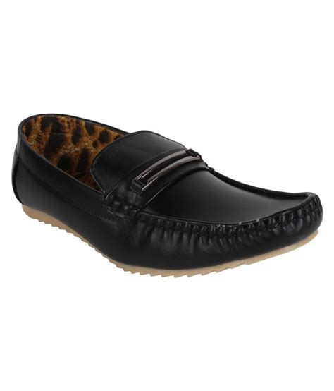 sports loafers i sports black loafers price in india buy i sports black