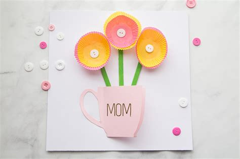handmade mothers day card templates handmade mothers day card the best ideas for