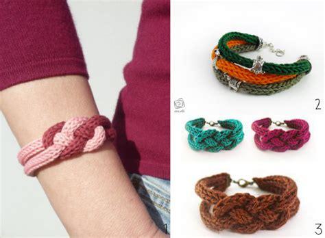 11 DIY avec un tricotin