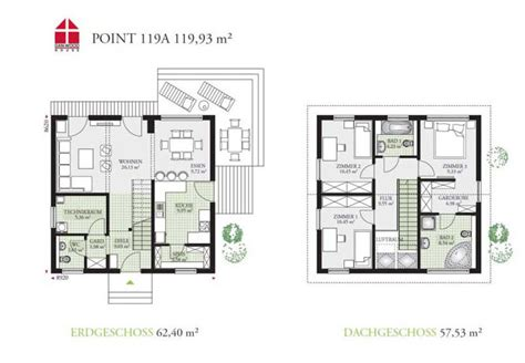 Danwood Haus Point 119a by Ks Hausbau Hilzingen Point 119a