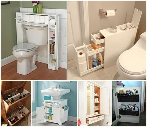 10 Space Saving Storage Ideas For Your Bathroom