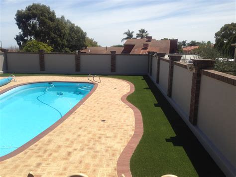swimming pool surrounds in lesmurdie artificial lawn supplies