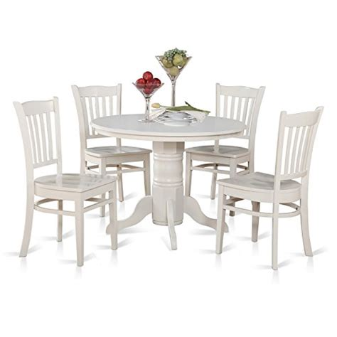 linen dining table chairs kitchen table and chairs wood 5 set linen