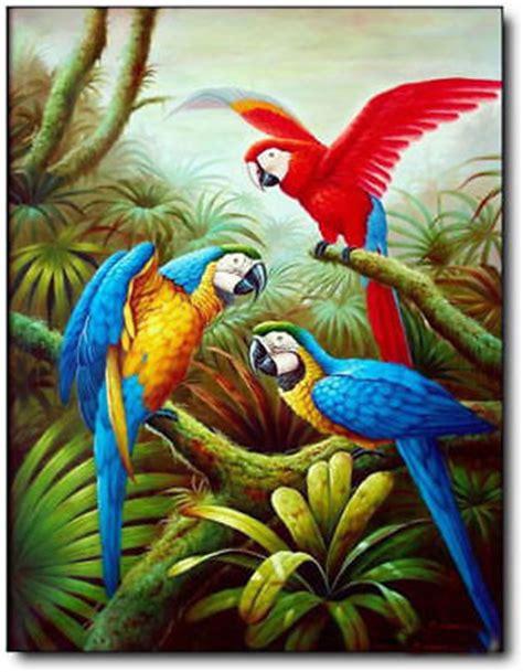 kopen wholesale papegaai schilderij uit china papegaai schilderij groothandel