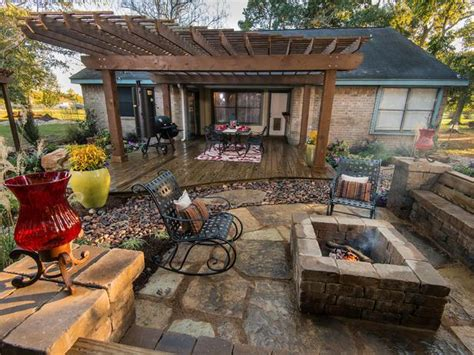 backyard tv show eight backyard makeovers from diy network s yard crashers