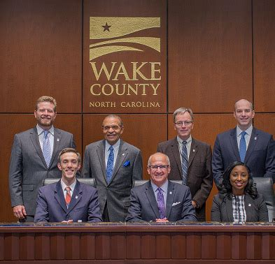 Wakegov Property Tax Records Board Of Commissioners