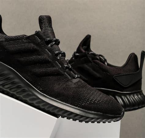 Adidas Alphabounce Wolf Black adidas alphabounce cr black sneaker bar detroit