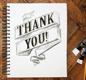 18 handmade thank you cards free psd ai eps format