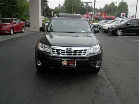 2011 subaru forester 2 5 x limited purchase used 2011 subaru forester 2 5 x limited in 4990