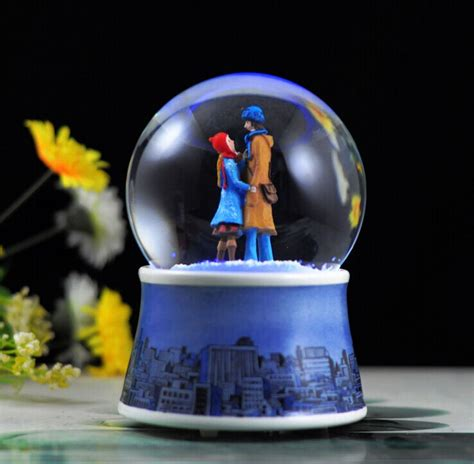high quality resin glass snow globe for tourist buy