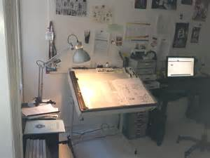 Left Handed Desk Setup How To Choose The Right Drawing Table Comics For Beginners
