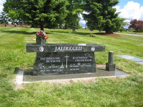 granite memorial benches cemetery pedestal granite bench at sunset hills cemetery in bellevue wa pacific coast memorials