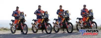 Ktm Dakar Toby Price And Ktm Readying For Dakar 2018 Mcnews Au