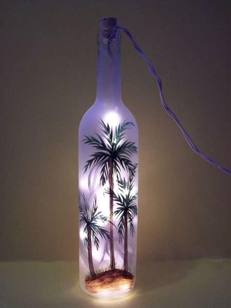 idees pour relooker vos bouteilles en verre en objets deco