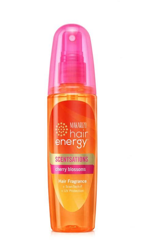 Sho Makarizo Hair Energy rambut bebas bau keringat dan matahari dengan makarizo hair energy scentsations kawaii