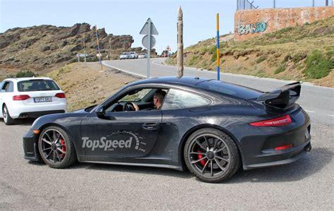 porsche gt3 911 2018 porsche 911 gt3 picture 682742 car review top speed