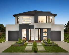 Split Floor Plans Duplex Home Room Casas Natural Modern Design Design Milk