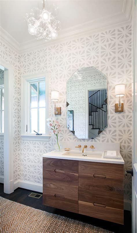 wallpaper ideas for powder room interior design ideas home bunch interior design ideas