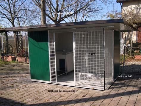 gabbie per cani da esterno box per cani da esterno singolo con cuccia riparo