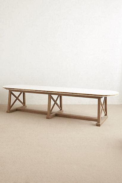 Anthropologie Dining Table Lacquered Farmhouse Table I Anthropologie