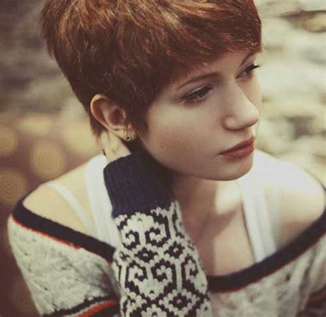 2016 short pixie hairstyles for thick hair cute pixie cuts for thick hair www pixshark com images