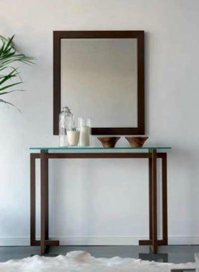 muebles de entraditas muebles de entraditas consola con espejo marco