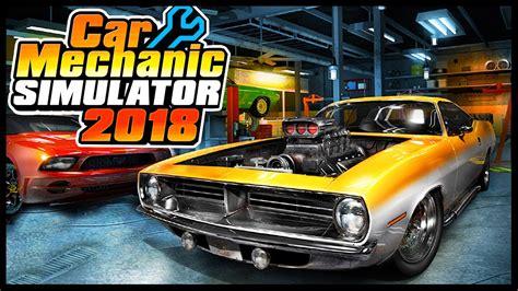 cars mechanic simulator 2018 car mechanic simulator 2018 ruins car car